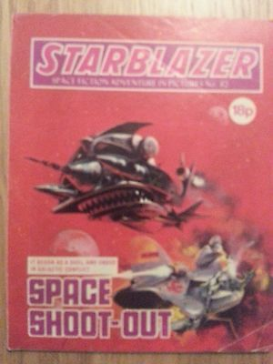 Starblazer Issue No 82 - Space Shoot-out