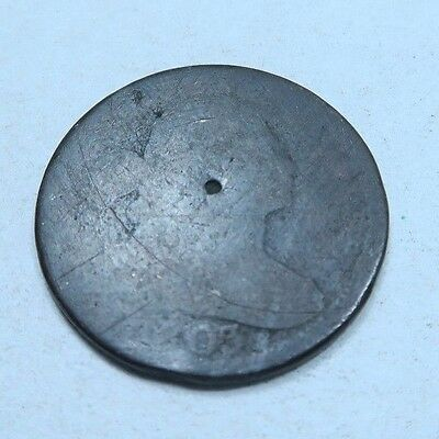 1803 Draped Bust Large Cent // LOW MINTAGE! // (LC942)
