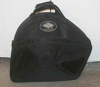 Atkinson Hard Case Removable Bell French Horn Gig Bag Nylon