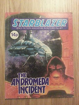 Starblazer Issue No 47 - The Andromeda Incident