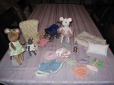 American Girl Angelina Ballerina, played with condition