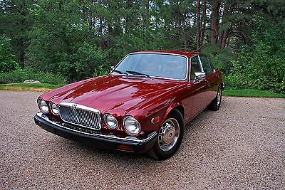 1985 Jaguar XJ6 Sovereign Jaguar XJ6 2016 Concours d'Legance Winner Awarded by Jaguar International
