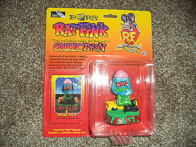 Ed (Big Daddy) Roth Rat Fink Hot Rod Collection Drag Nut