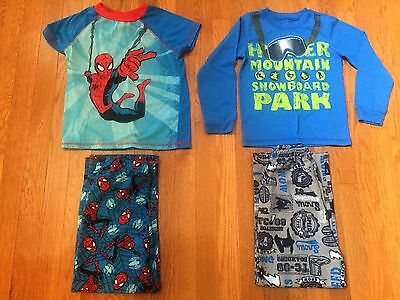 Gap kids child pajamas GapKids size 6 and 7 lot of two long sleeve