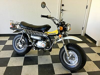 1976 Suzuki RV90  All Original 1976 Suzuki RV 90 W/ 140 Original Miles Since New Amazing! Like New
