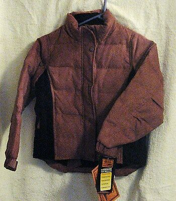 Childs Snowy Mountain Quilted Riding Jacket (L) NWT!