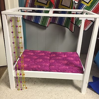 American Girl Julie's Canopy Bed