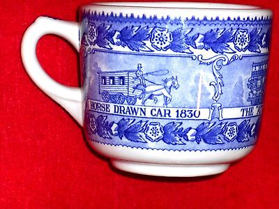 A/Mint Baltimore & Ohio RR Centenary Coffee Mug-1927-Shenango