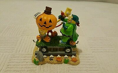 TO THE RESCUE ~ The Simpsons ~ Halloween Train Of Terror ~ Limited Edition #