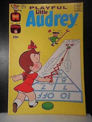 Playful Little Audrey # 96  (1971)  Fn   115TB.