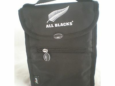 New Zealand All Blacks Fold-Up Insulated Lunch Box