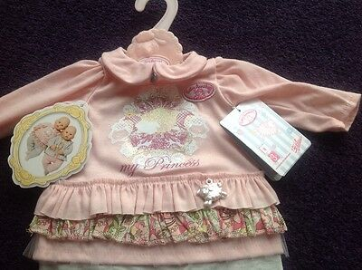Baby Annabell Dolls Brand New Outfit With Hanger - Zapf  Creations