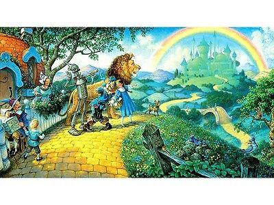 Sunsout 1,000 Piece Jigsaw Puzzle - The Wizard Of Oz