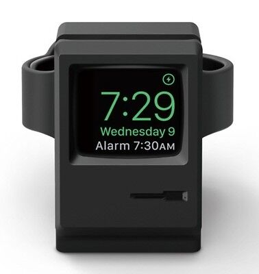 Apple Watch Holder Classic PC Style  For 1st generation & 2nd generation BLACK