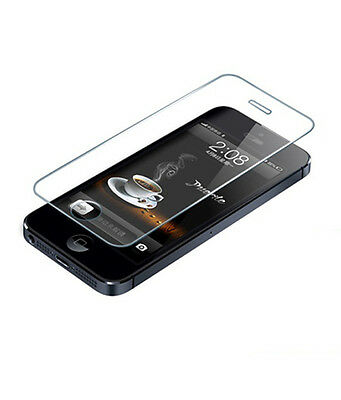 100%Genuine Tempered Glass Screen Protector For Iphone 4 4s {pY6