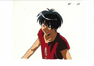 Japanese Animation Official Cel Production Original Escaflowne Limited #427