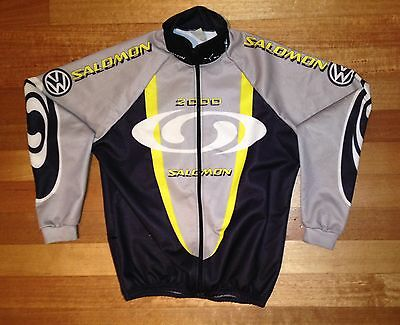 Salomon Team Windstopper Thermal Cycling Jacket XL