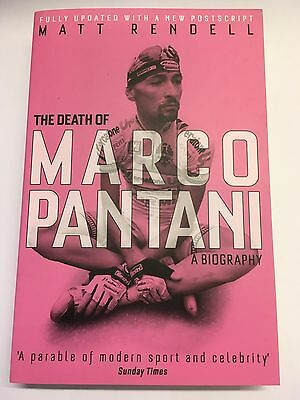 The Death of Marco Pantani: A Biography by Matt Rendell (Paperback, 2015)