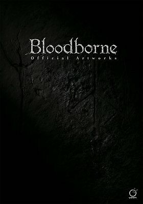 Bloodborne Official Artworks Book - Pre Order - New
