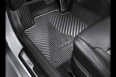 Genuine Hyundai I40 All Weather Rubber Mats (Set Of 4) 3Z131Ade10