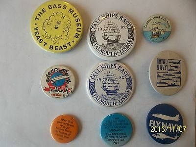 Badges Tin