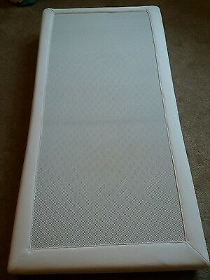 Purflo Cot Bed Mattress (140x70cm) RRP £180