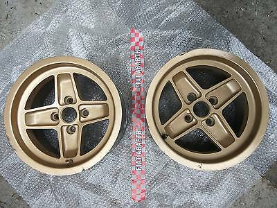 Campagnolo Abarth electron competition wheel ORIGINAL 7,5jx13 7,5x13 -two pieces