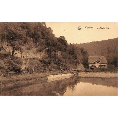 Bouillon - Corbion. Le Moulin Joly.