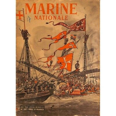 Marine Nationale. 1946/06. n°20.