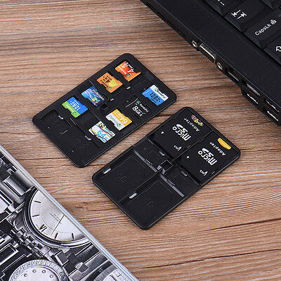 New Micro SD MMC TF Memory Card Storage Case Box Protecter hold for TF Card