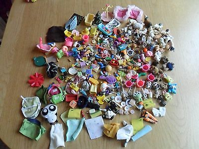 tiny toys accessories and animals - includes sylvanian family bits (bundle No12)