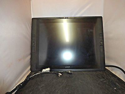 """Wacom Cintiq, DTK-2100/K, 21.3"""" LCD Graphics Tablet- No Pen, Stand or Adapter"""