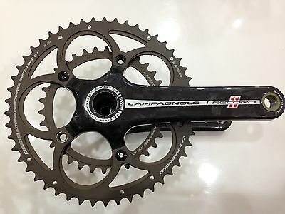 Campagnolo Record Ultra Torque Chainset 172.5mm 50/34