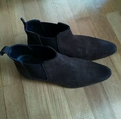 boots homme 42