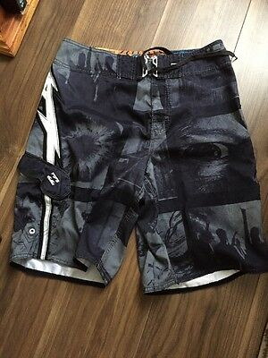 Billabong METALLICA Board Shorts.