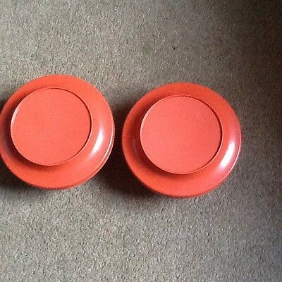 Vintage Tupperware Rice Bowls With Lids