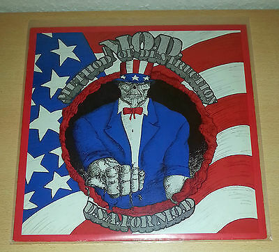 M.O.D. - USA for MOD LP 1st.press 1987 RAR # U.S.A Testament S.O.D Anthrax