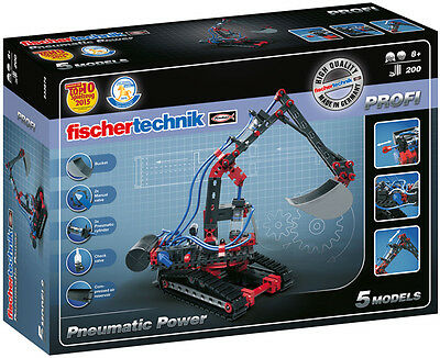 Fischer Technik Fischertechnik Profi Pneumatic Power