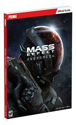 Mass Effect: Andromeda - Paperback Book - Pre Order - New