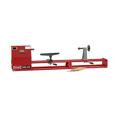 Lumberjack SWL350 350mm Starter Wood Lathe Kit
