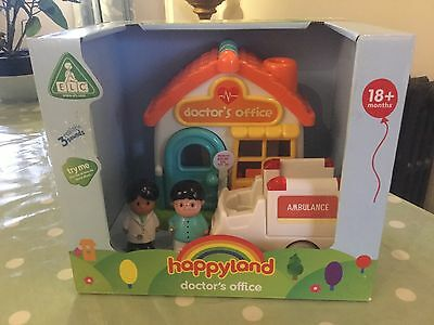 Early Learning Centre HappyLand Doctors Surgery/Office - Brand New