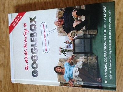 The World According to Gogglebox by Gogglebox (Hardback, 2014)