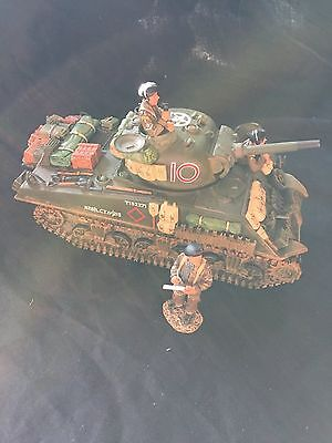 King & Country D Day 44 British Special Edition Sherman DD65