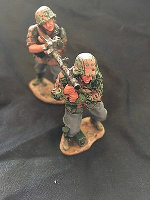 King & Country WW2 German Forces MG34 Team WSS113