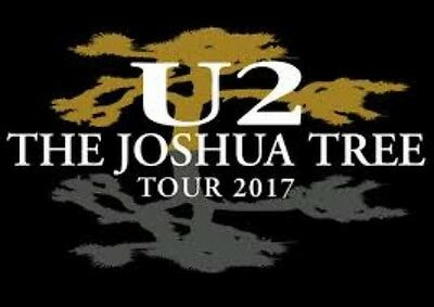 "U2 Tickets Berlin ""The Joshua Tree Tour 2017"""