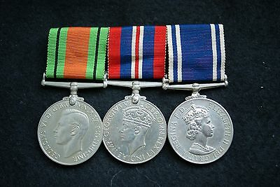 Police Long Service Good Conduct Medal Eiir  War & Defence Medals Constable Todd
