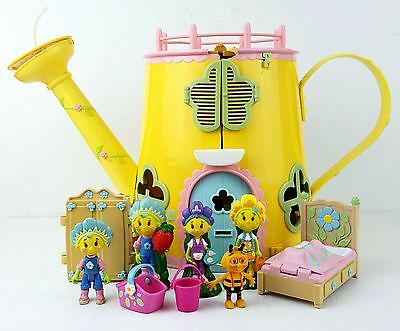 Fifi and the Flowertots - Forget Me Not Cottage - Watering Can Play House