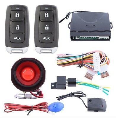 TRUNK RELEASE Auto Security System Boot  Remote Control car alarm system