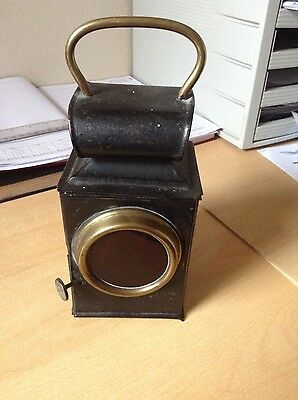 traction engine/trailer tail lamp