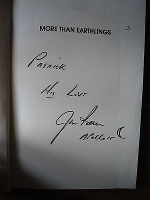 More Than Earthlings By Astronaut James B. Irwin. First Edition Signed 1984.
